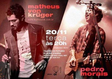 Matheus VK e Pedro Morais - Oi Futuro BH