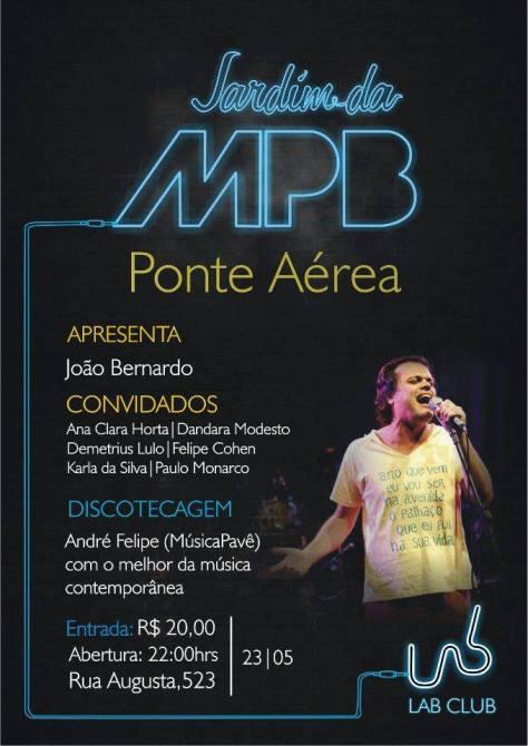 João Bernardo - Ponte Aérea
